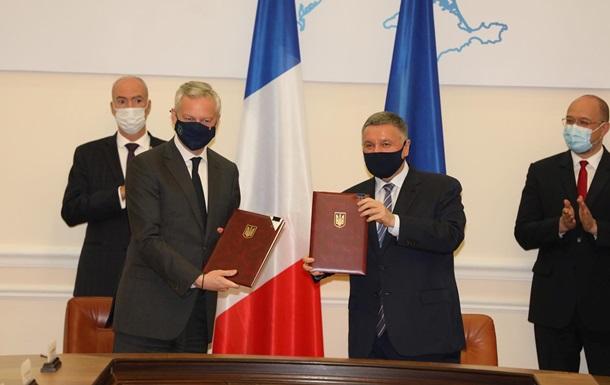Аваков прокомментировал многомиллионные контракты с Францией