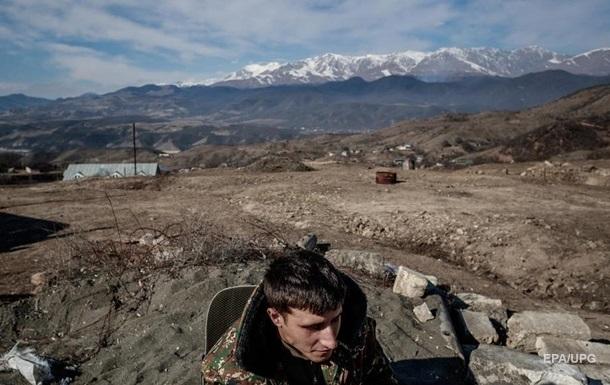 Армения заявила о передвижении азербайджанских войск на границе