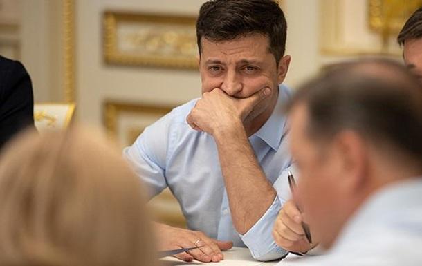 Зеленський хоче вирішити питання Донбасу шляхом ескалації напруженості