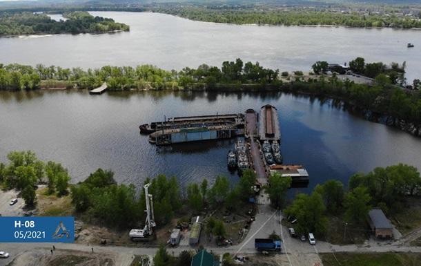 В Кременчуге начали строить новый мост за 11 млрд гривен