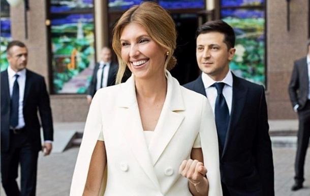 Елена Зеленская рассказала о влиянии на мужа и хейте