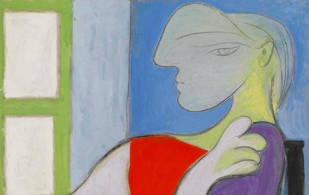 Полотно Пикассо продали на аукционе за $103 млн