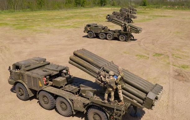 Біля Криму ракетники ЗСУ провели навчання