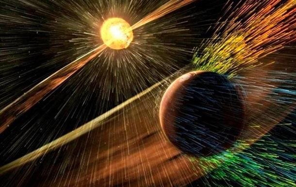 На Земле зафиксирована мощная магнитная буря