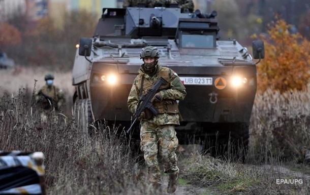 В Боснии и Герцеговине стартуют учения НАТО