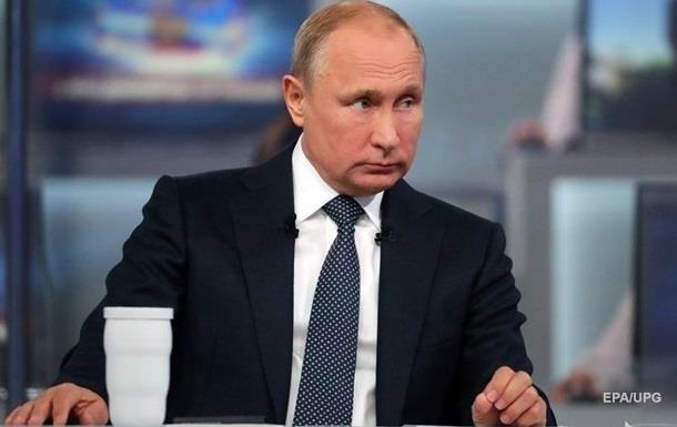 Путин прокомментировал дело против Медведчука