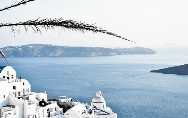 Греция еще не открыла границы для туристов из Украины