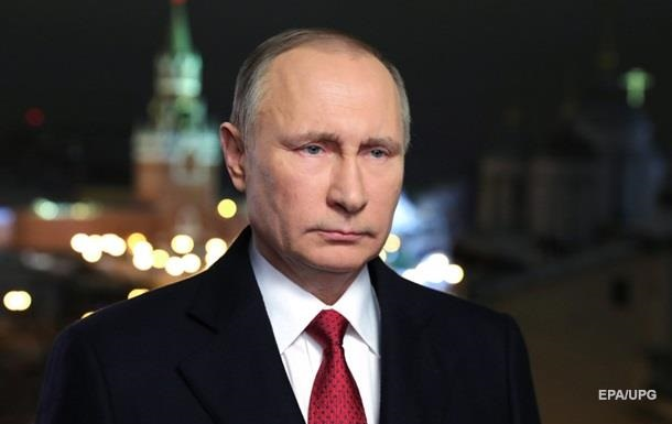 Путін стверджує, що Україна стає  антиподом  Росії