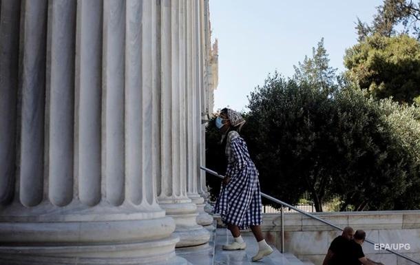 Греция официально открылась для украинских туристов