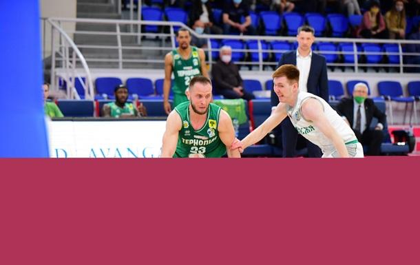 Плей-офф Суперлиги: Киев-Баскет повторно обыграл Мавп, Тернополь уступил Запорожью