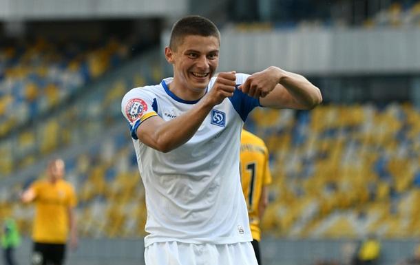 Миколенко избежал перелома руки, он сможет сыграть на Евро-2020