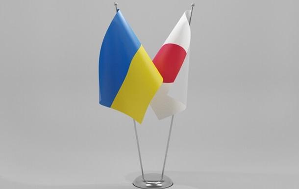 Япония передаст Украине деньги на восстановление Донбасса