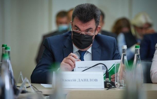 Данилов назвал число `воров в законе`, проживающих в Украине