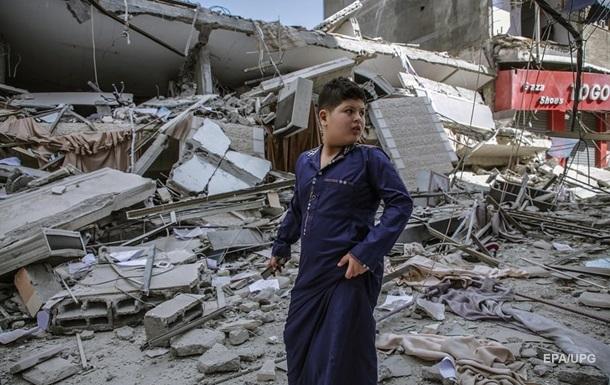 В ЮНИСЕФ назвали число погибших детей в арабо-израильском конфликте
