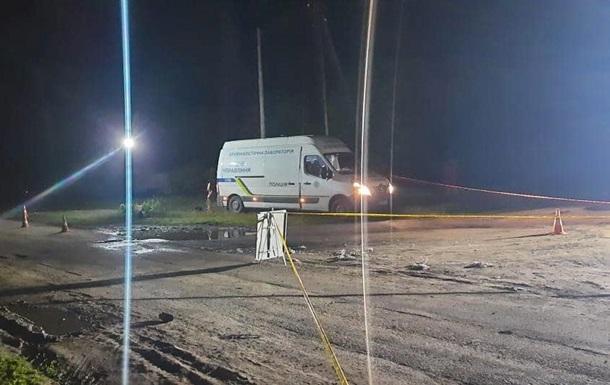 На Донбасі п яний водій збив чотирьох підлітків, один загинув