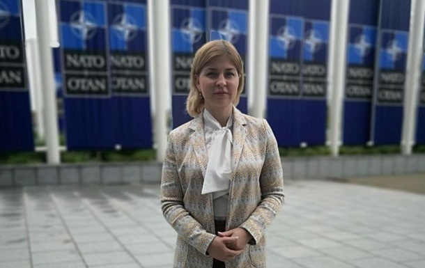 Украина напомнила об обещании по членству в НАТО