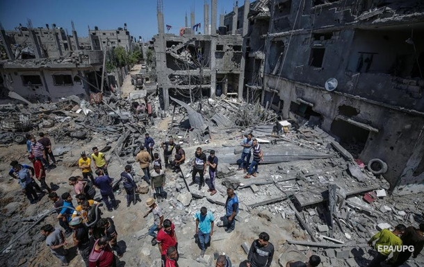 Байден зателефонував лідерами Ізраїлю та Палестини