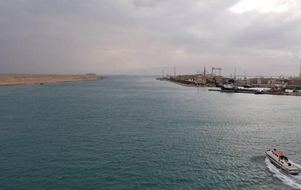 Египет начал модернизацию Суэцкого канала