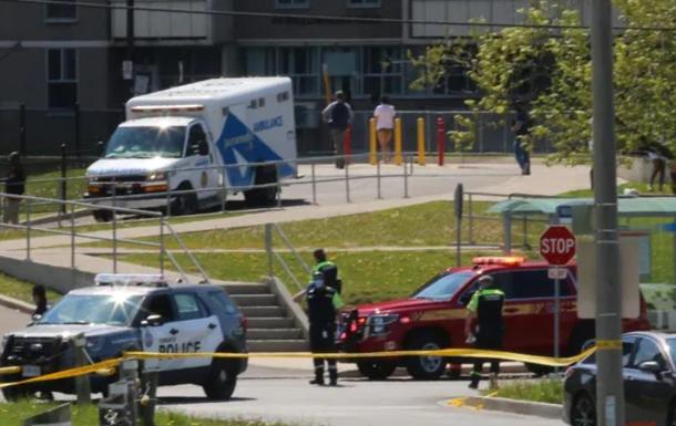 В канадском Торонто произошла стрельба