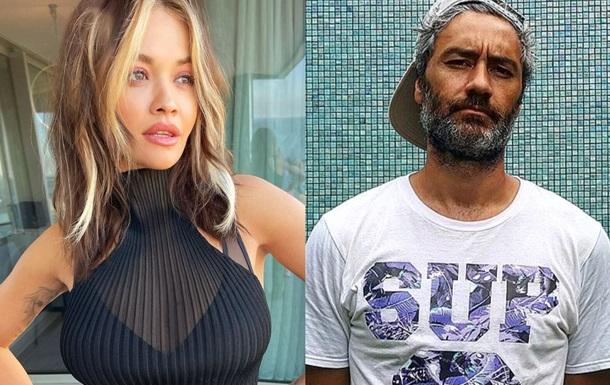 Рита Ора встречается с оскароносным режиссером