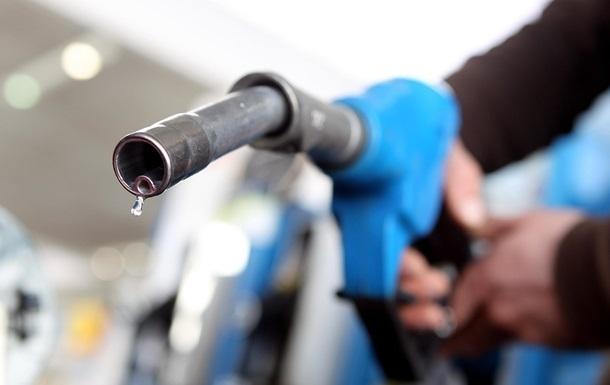 В Украине начали снижаться цены на топливо