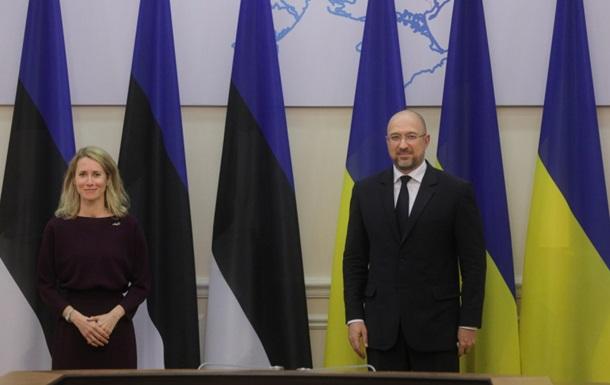 Естонія висловила готовність допомогти Україні з реформами