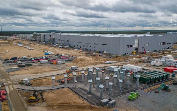 В Германии к концу года заработает завод Tesla