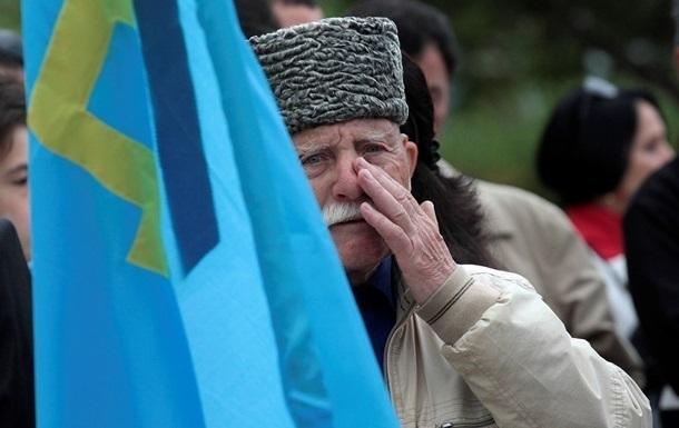 Сегодня день памяти жертв геноцида крымских татар