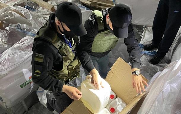 До Миколаєва прибула рекордна партія контрабанди