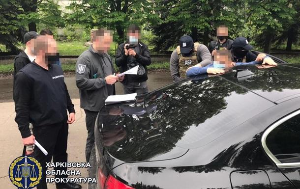 В Славянске судью взяли на взятке в $30 тысяч