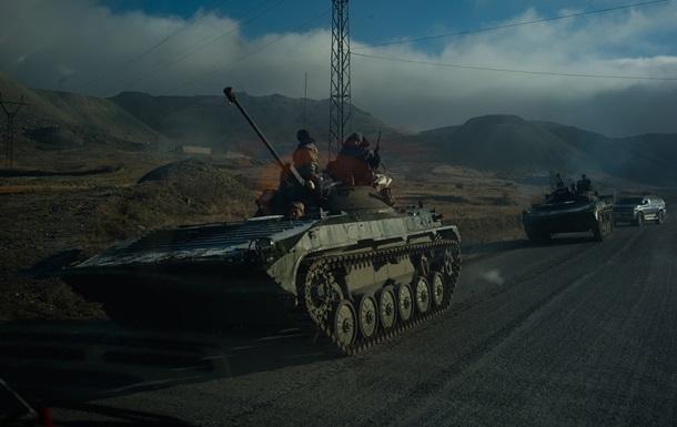 Вторжение . Новый конфликт Армении и Азербайджана