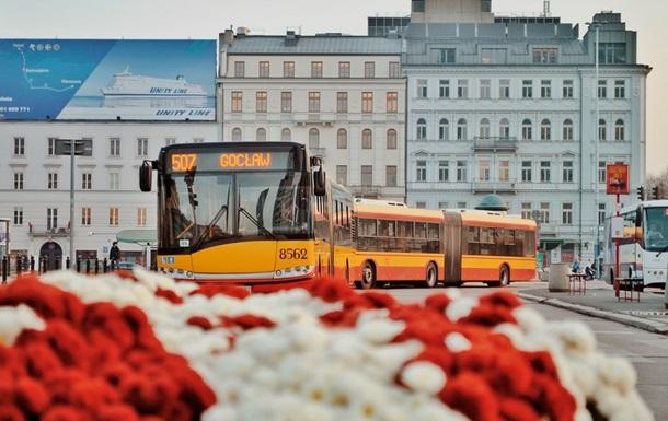 В Польше подсчитали украинцев с видом на жительство