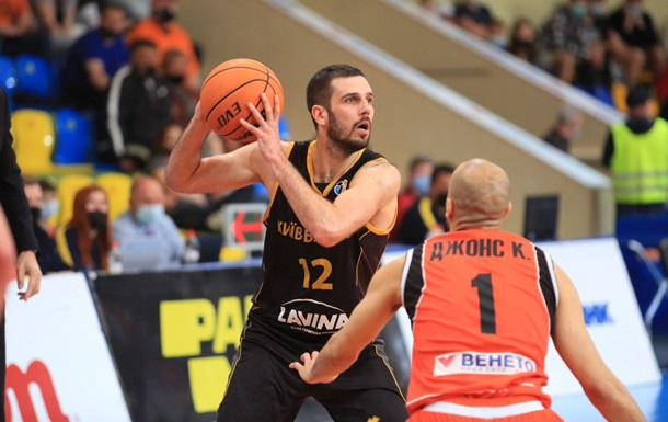 Плей-офф Суперлиги: Киев-Баскет вышел в полуфинал, Днепр обыграл Будивельник