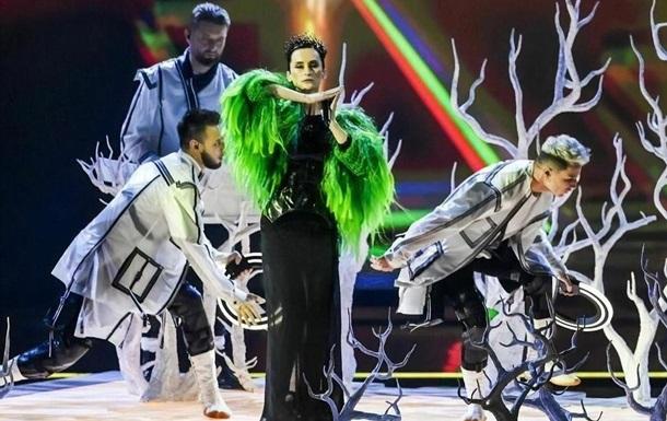 У Мережі з явилися меми на виступ GO_A на Євробаченні-2021