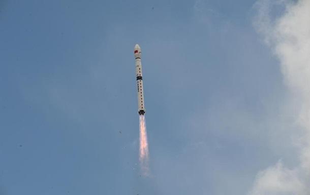 Китай запустил новый спутник для исследования океана