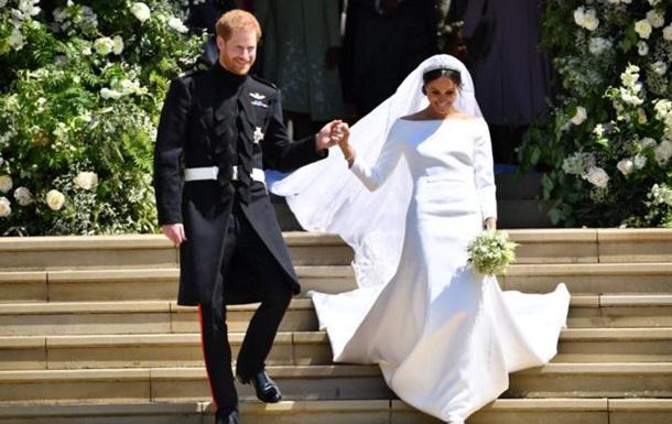 Принц Гарри и Меган Маркл отмечают третью годовщину свадьбы