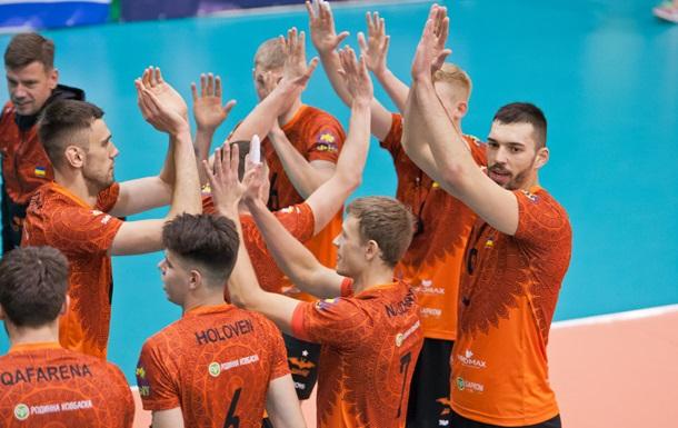 Чемпион Украины по волейболу включен в состав участников чемпионата Польши