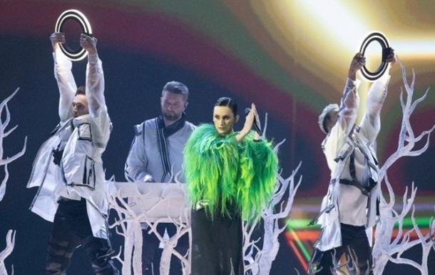 Украинских организаторов Евровидения обвинили в плагиате номера для Go_A