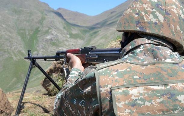 Армения заняла дополнительные позиции на границе с Азербайджаном
