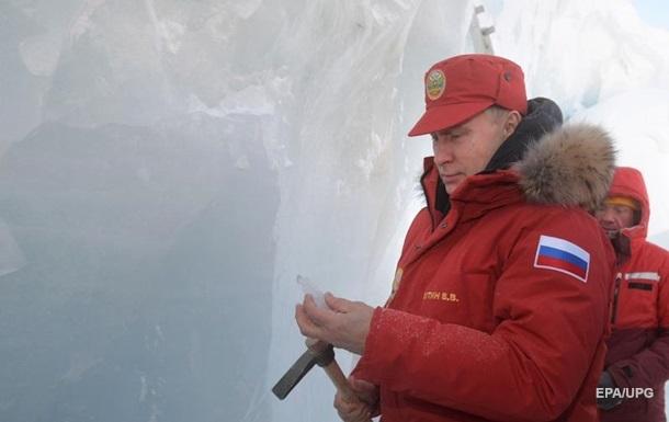 `Арктика - це Росія`. Преса про випад Москви