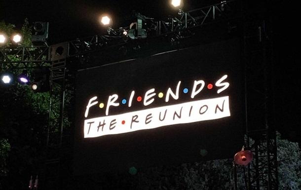 Дженніфер Еністон показала відео зі зйомок спецвипуску Друзів