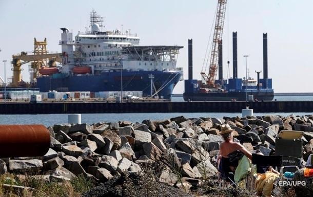 Стали известны подсанкционные по СП-2 суда и компании