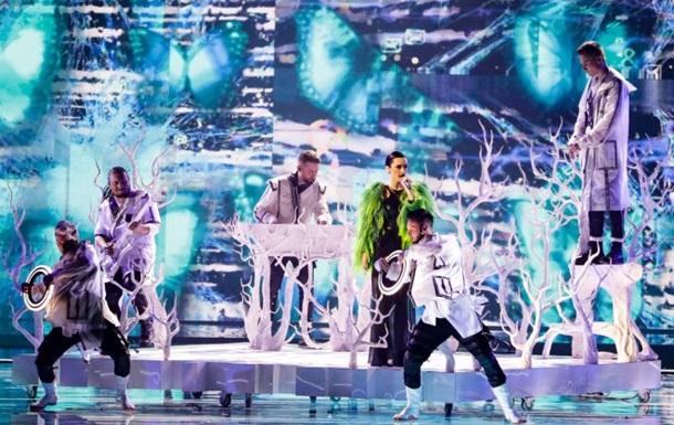 НОТУ не видит плагиата в постановке Go_A для Евровидения