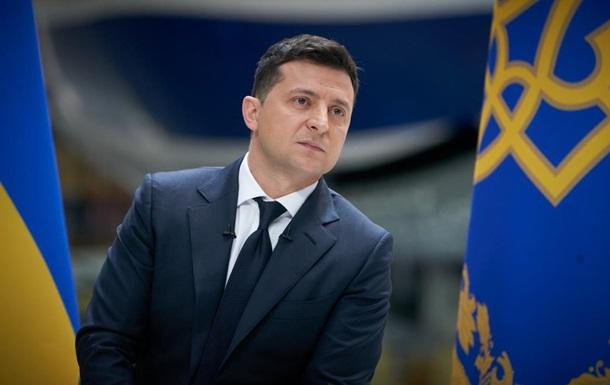 Зеленский подчеркнул необходимость заботы о правах нацменьшинств