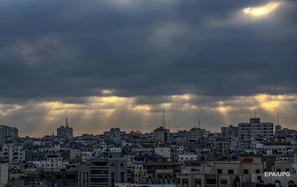 Израиль сокращает обстрелы сектора Газа - СМИ