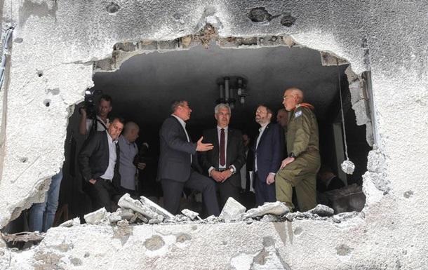 В Израиле утвердили решение о прекращении огня