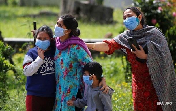 В Индии обнаружена другая грибковая болезнь
