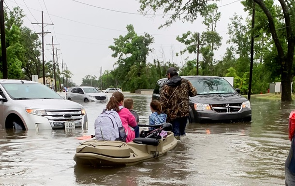 В Луизиане при наводнении погибли пять человек