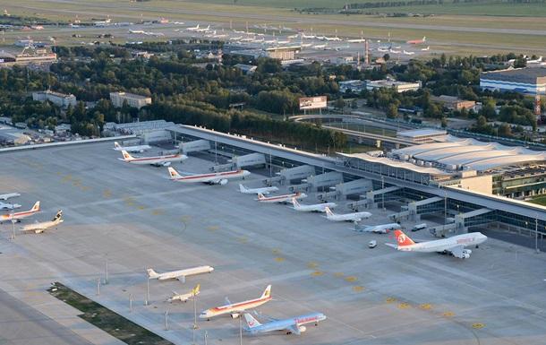 Аеропорт Бориспіль отримав майже 1,5 млрд збитків