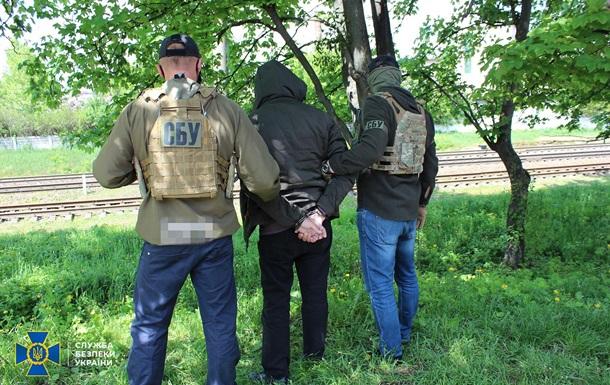 СБУ заявила о задержании воевавшего в  ЛНР   российского агента